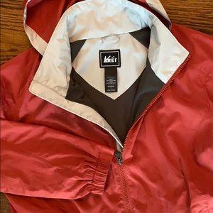 REI wind and rain jacket